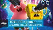 Spongebob vo filme Hubka na úteku (2020) oficiálny HD trailer SK DAB