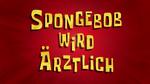 206b SpongeBob wird ärztlich