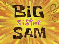 Big Sister Sam title card