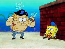 Kid SpongeBob