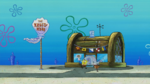 SpongeBob in Shell Games