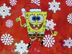 Spongebobchristmaswhotheme