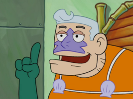 Mermaid Man season 8