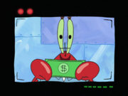 Mr.Krabs in Wormy-2