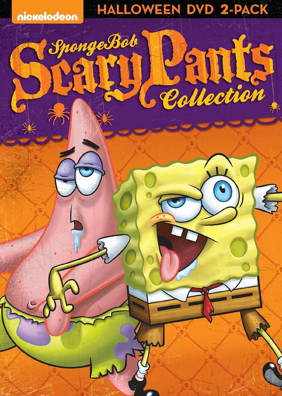 Halloween Dvd Box Set.Spongebob Scarypants Collection Encyclopedia Spongebobia Fandom