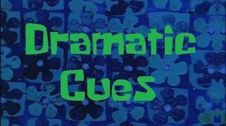 SpongeBob Production Music Dramatic Cues