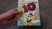 SpongeBob The Complete Tenth Season DVD Unboxing