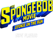 The SpongeBob Movie Sponge on the Run Now Playing