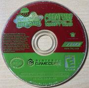 Gamecube disc