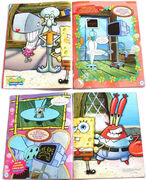 Karen-story-and-Krusty-Krab-poster