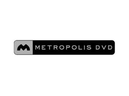 Metropolis DVD logo