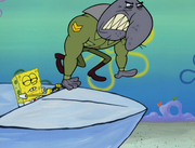 Mrs. Puff, You're Fired 169
