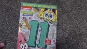 SpongeBob The Complete Eleventh Season DVD Unboxing