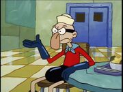 Barnacle Boy Retirement
