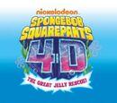 SpongeBob SquarePants 4-D: The Great Jelly Rescue!