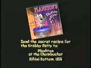 Plankton's Holiday Hits