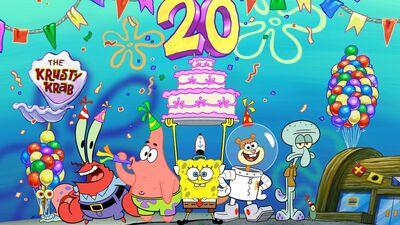 SpongeBob20thAnniversaryPromoShot