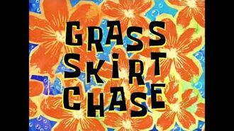 SpongeBob SquarePants Soundtrack Grass Skirt Chase