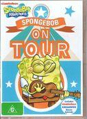SpongeBobonTourAusDVD