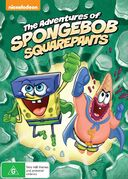 The Adventures of SpongeBob SquarePants Australian DVD