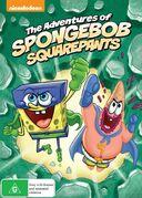 The Adventures of SpongeBob SquarePants Australian DVD