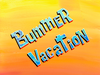 Bummer Vacation title card