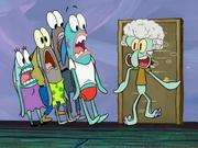 Professor Squidward 184