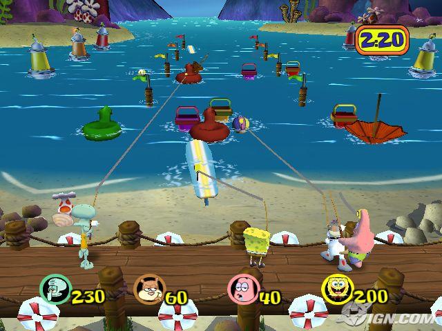 File:3d Spongebob, 3d Squidward, 3d Sandy, & 3d Patrick7.jpg