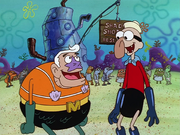 Mermaid Man and Barnacle Boy 174