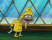 Sandy, SpongeBob, and the Worm 046