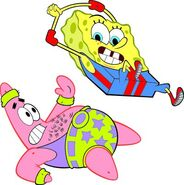 SpongeBob & Patrick Sport 6