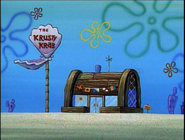 The Krusty Krab in Season 1