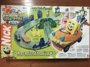 Race for the Clown set