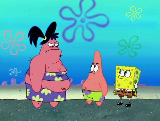 Image Sam Patrick And Spongebob Png Encyclopedia