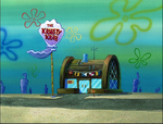 The Krusty Krab in Season 2