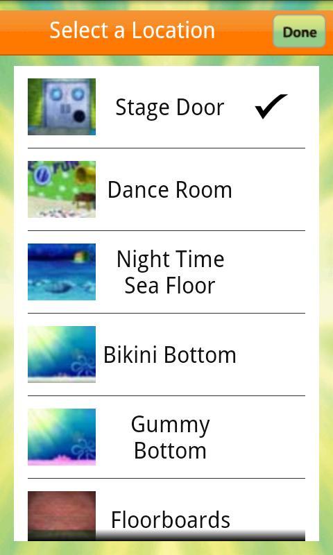 List of games   Encyclopedia SpongeBobia   FANDOM powered by Wikia