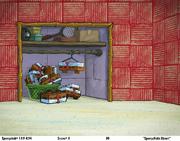 To SquarePants or Not to SquarePants SpongeBob's closet art