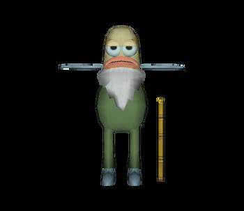 Old Fish B
