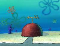 Patrick Star's Rock in Season 2