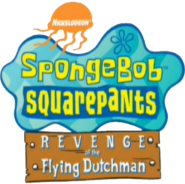 Revenge of the Flying Dutchman early logo