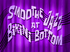 Smoothe Jazz at Bikini Bottom title card