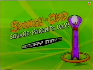 SpongeOdd SquareParents Day (2003) TRAILER