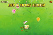 Capture Craze click to capture jellyfish