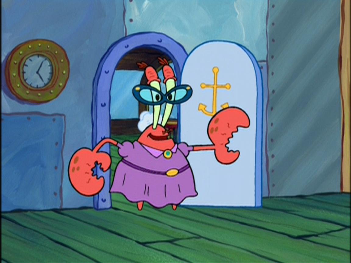 Krabs family encyclopedia spongebobia fandom powered by wikia mrs betsy krabs publicscrutiny Images