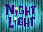 Night Light title card