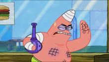 Патрик хочет нового Чурбанщика