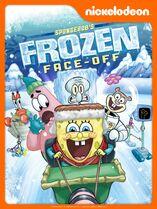 Frozen Face Off Amazon Prime video cover