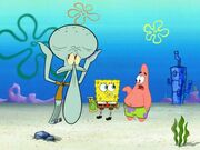 Giant Squidward (104)