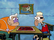 Mermaid Man and Barnacle Boy 180