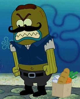 Tattletale Strangler Encyclopedia Spongebobia Fandom Powered By